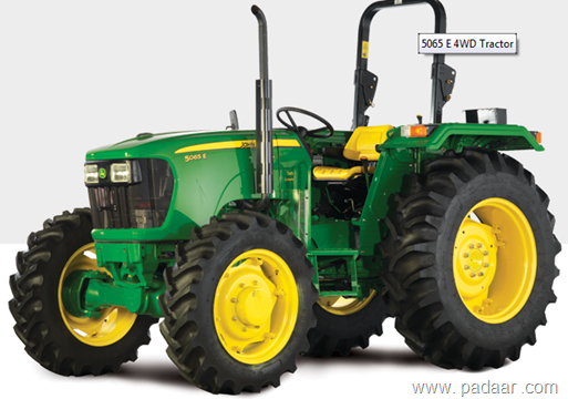 John Deere Tractors India Full List Specifications