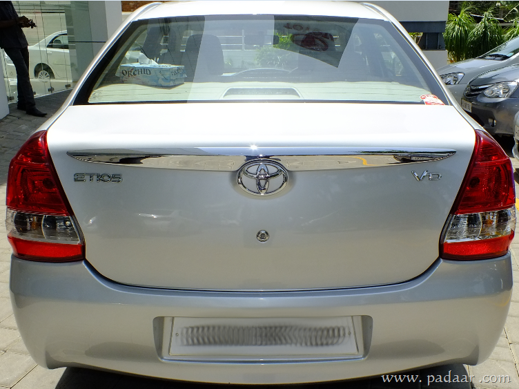 Toyota Etios Specifications Expert Review And Photos