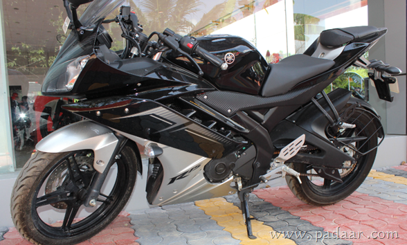 Yamaha YZF R15 Price in India YZF R15 Mileage Images