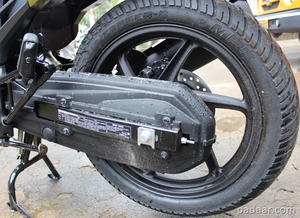 Honda CB Trigger SpecificationsPrice In Bangladesh  BikeBD