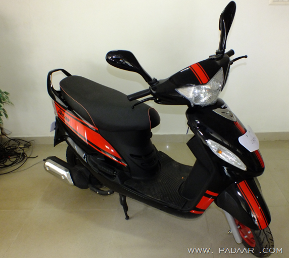 Mahindra Rodeo Uzo 125-expert review, features and specifications