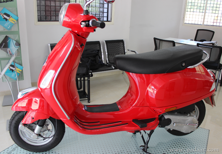 piaggio vespa vx specs, features and onroad pricing