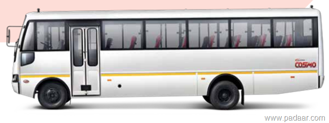 Mahindra Tourister Cosmo Regular Bus1