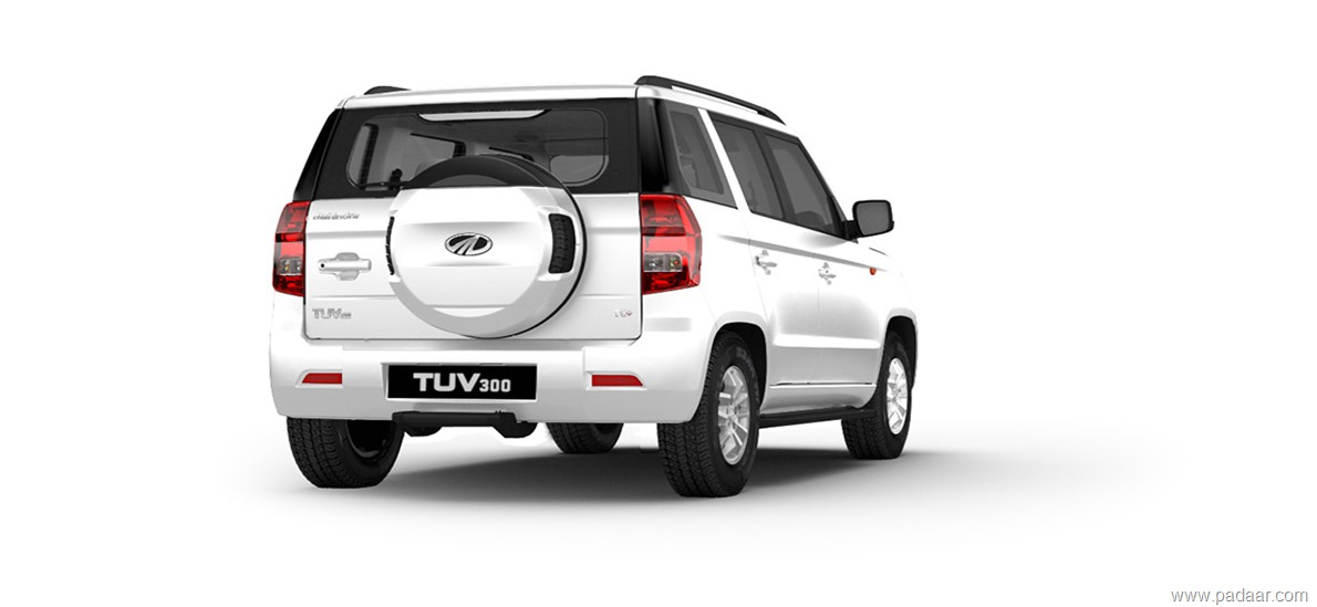mahindra tuv300 t4 specifications on road ex showroom. Black Bedroom Furniture Sets. Home Design Ideas