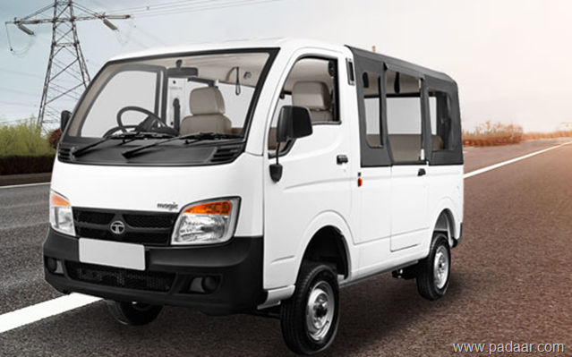 Tata Magic 4 40 000 To 4 90 000 Inr Diesel And Cng
