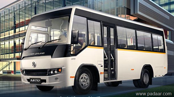 Ashok leyland mitr regular bus