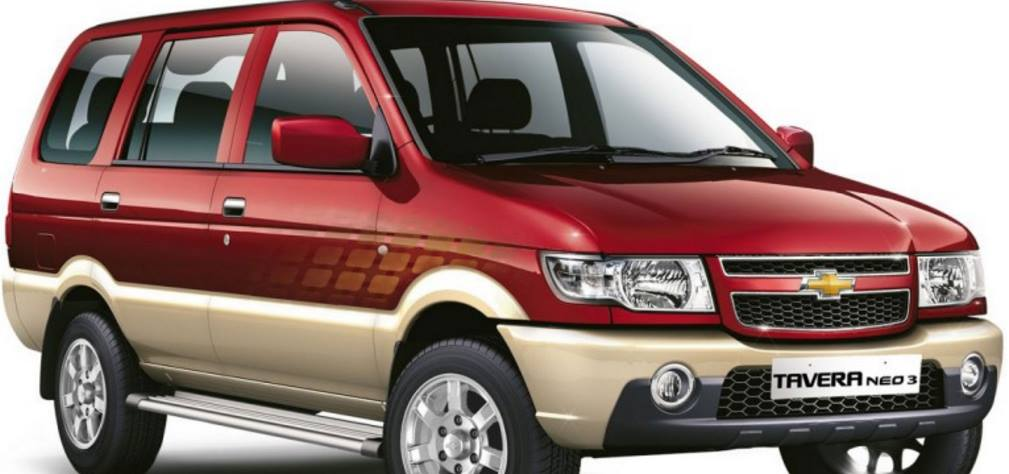 Chevrolet Neo 3 Max Specs Price India