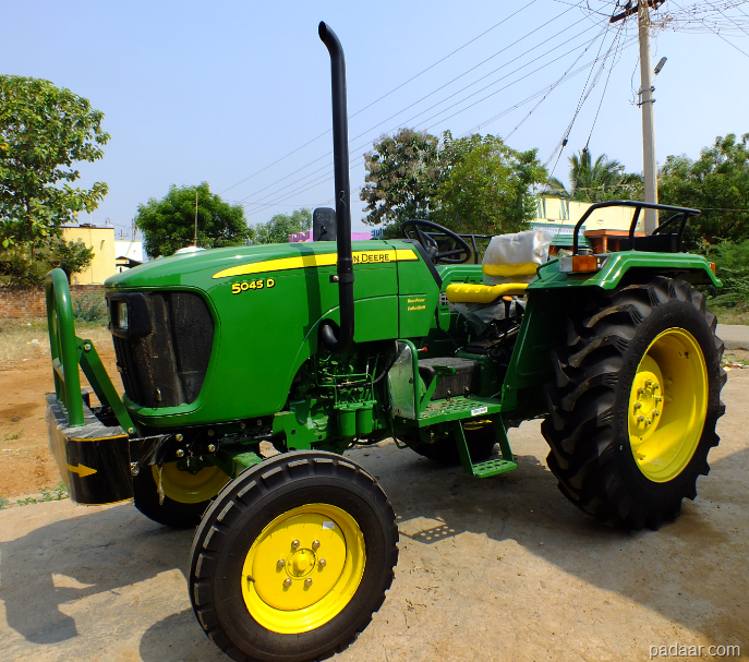 John Deere tractors India-full list, specifications, features, on