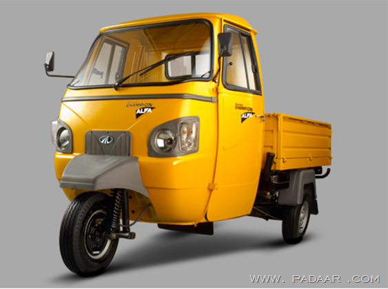 Mahindra Alfa Load Plus Cargo Price 1 43 800 Rs Specifications