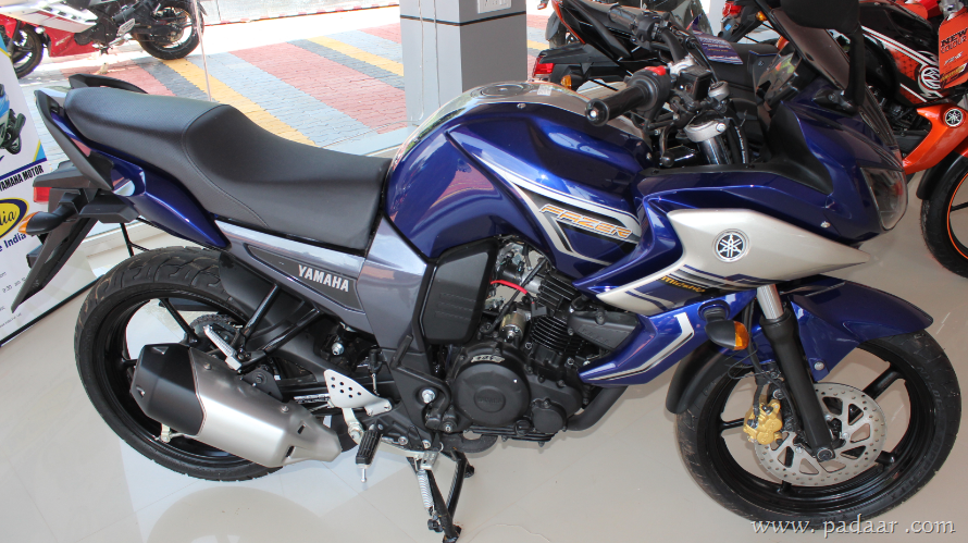 Magnificent Yamaha Fazer Review Specs Features On Road Price Dailytribune Chair Design For Home Dailytribuneorg