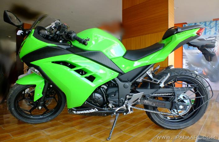 Kawasaki Ninja 300 Specifications' Articles at Padaar com