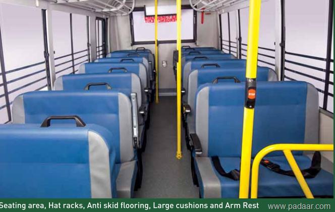 Ashok Leyland Mitr-school & regular bus @12 5 lakhs-price,features